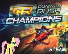 Quantum Rush: Champions (STEAM Key Giveaway / UshockGaming.com)