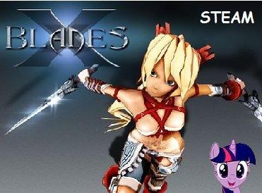 X-Blades (STEAM Key Giveaway / DLH.net)