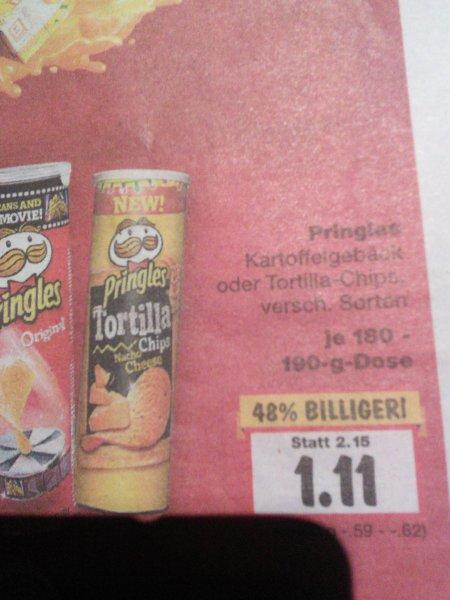 Pringles @ Kaufland nur 1,11€