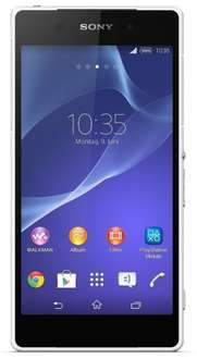 [Redcoon Late Night] Sony Xperia Z2 White  Smartphone, Android, 16 GB, 5,2 Zoll
