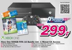 [Lokal Telepoint Oldenburg/Wildeshausen] XBox One + Fifa 16 Download + Sky Online + 1 Monat EA Access für 299€