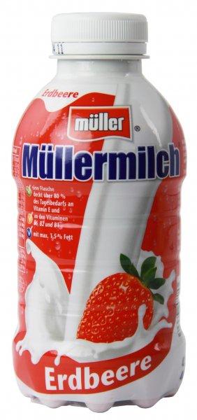 Kaufland(Lokal) Ruhrgebiet Müller Milch 0,44 € und Müller Milchreis für 0,29 €