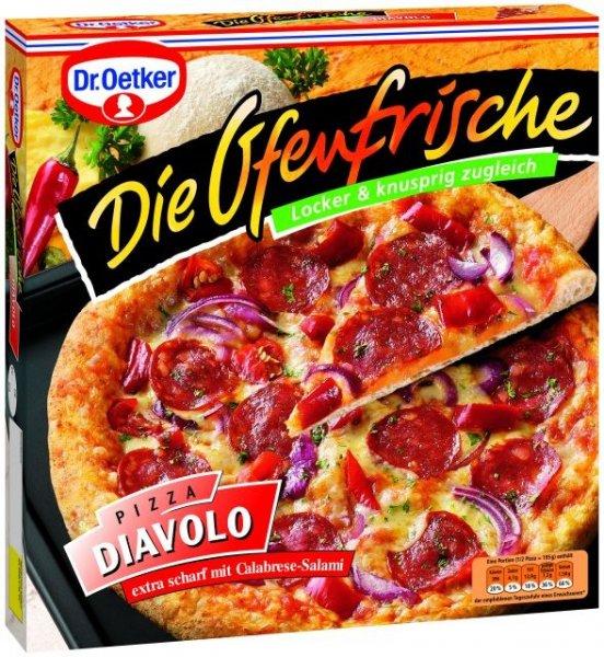 [GLOBUS] Dr. Oetker - Die Ofenfrische 385-425g für 1,49€ (Angebot+Coupon)