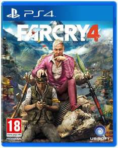 [PS4/XBOX One/] Far Cry 4 [AT-Pegi uncut Edition] - HDGameshop.at nur 19,80€ + Versand!