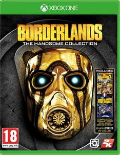 Borderlands: The Handsome Collection Xbox One inkl. Vsk für ~ 25,81 € > [zavvi.com]