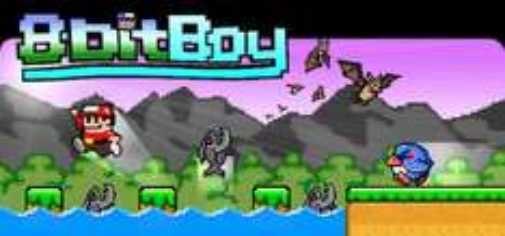 Steam 8BitBoy