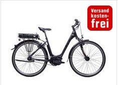 Jung E-Bike Alu City für 989,99 auf obi.de