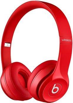 Beats by Dr. Dre Solo² Wireless Rot (Bluetooth-Kopfhörer ) @Redcoon.de