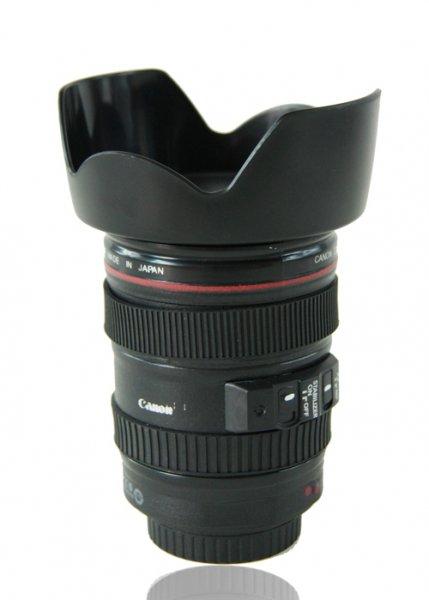 Canon Objektiv Kaffeebecher 6,95 Euro inkl. Versand