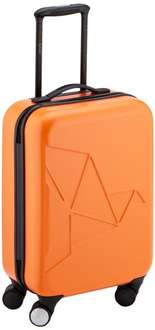 Pack Easy Koffer Futuro Zip, 37 Liter, orange