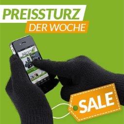 Touchscreen Handschuhe für 3,95€ (versandkostenfrei)