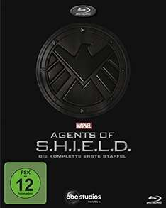 [Amazon Prime] Marvel's Agents of S.H.I.E.L.D. - Staffel 1 [Blu-ray] für 19,97€
