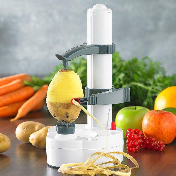 [Banggood] Elektrischer Obst- und Gemüseschäler
