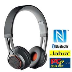 Jabra Revo Wire­less Blue­tooth On Ear Kopf­hö­rer schwarz mit Blue­tooth 3.0, NFC