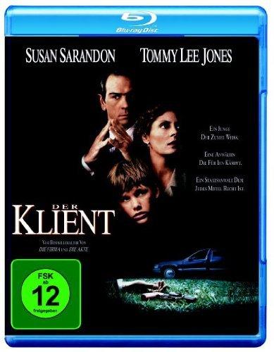 Der Klient Blu-ray bei Amazon für 5,00€ mit Prime oder + 3€ Versandkosten bzw. Buchtrick