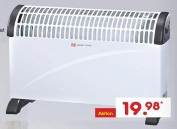 roter Netto, Konvektionsheizgerät 2kW, 20€, KW43