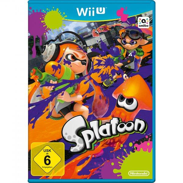 [myToys] Splatoon (Wii U) für 27,94€ / Special Edition Bundle für 41,94€ - evtl. zusätzlich 15% (Payback)