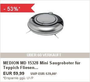 «ebay» Mini SauGrobOter MEDION MD 15328
