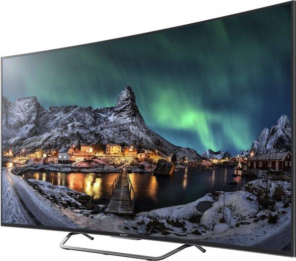 """Sony KD-55S8005C für 1100€ - 55"""" Curved UHD Fernseher mit Triple Tuner, 3D und Android Betriebssystem *UPDATE*"""