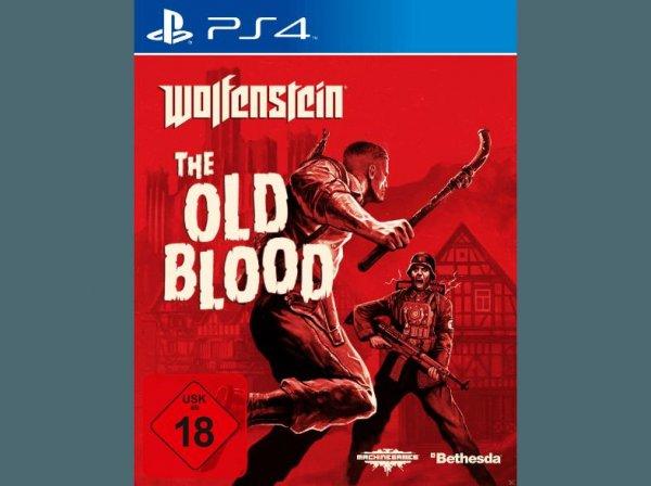 [PSN] Wolfenstein The Old Blood PS4 für 11,99 EUR usw.