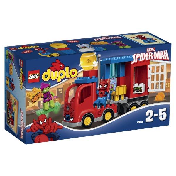 [Amazon Prime] LEGO 10608 Duplo Spider-Man, Truck, Abenteuer für 23,99 Euro