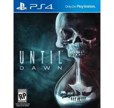 [PSN] Until Dawn für 41,99