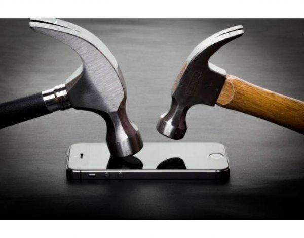 [Allyouneed] Panzerglas mit 9H Härtegrad passend für Apple / Sony / Nokia / Samsung / Huawei u.a.