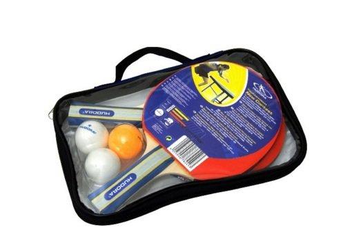 [Amazon Prime] HUDORA Tischtennisset New Contest, 2 Schläger, 3 Bälle  Idealo ~12€