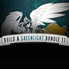 [STEAM?] Build a Greenlight-Bundle 33 @ Groupees