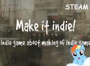 Make It Indie (STEAM Key Giveaway / Lotsogg.com)