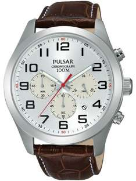 Pulsar ( SEIKO Brand )                  Armbanduhr XL  Classic Chronograph