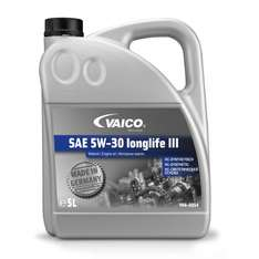 [eBay] - Wochendeal - 5 Liter Motoröl VAICO SAE 5W-30 longlife III Original Made in Germany