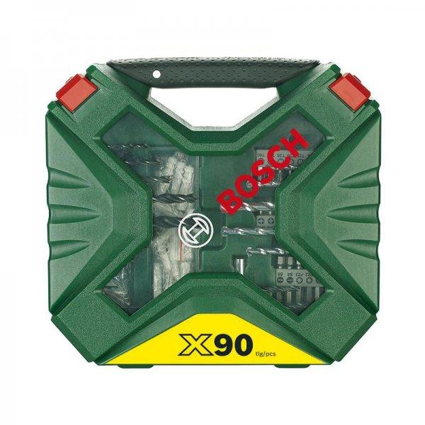 [Ebay] Bosch 90-teiliges X-Line Bohrer- und Schrauber-Set