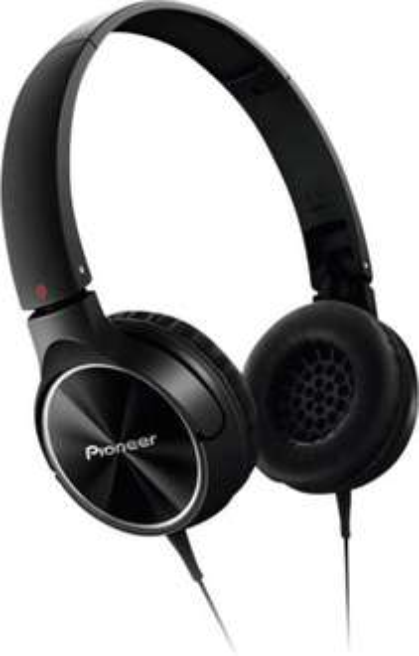 Pioneer SE-MJ522-K für 16,99€- Kopfhörer @ Voelkner