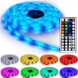 NINETEC LED Strip Band RGB 5 Meter Flash30 IP65 @ heuer-gmbh.com [21,80€]