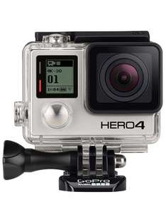 [Neckermann/Otto] GoPro HERO4 Black Adventure & LCD Touch BacPac 4K (Ultra-HD)/1080p (Full HD) Actioncam, WLAN