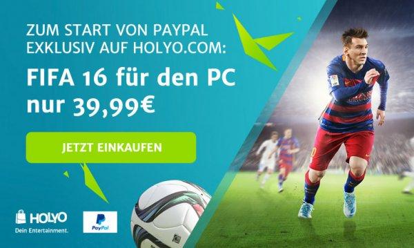 Fifa 16 PC Version für 39,99€!