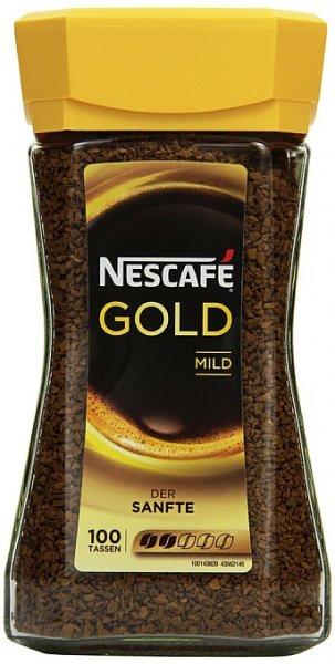 [Amazon.de-Prime] Nescafe Gold Mild 200 g, 6er Pack (6 x 200 g)