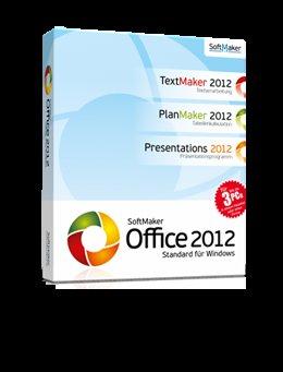 Softmaker Office 2012 + Handschriften kostenlos