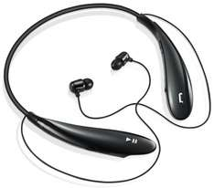 [Amazon.de-Prime] LG HBS-800 Tone Ultra Bluetooth Stereo Headset schwarz