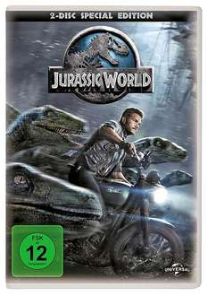 [Kaufland ] DVD-Neuheit » Jurassic World « inkl. Bonus Disc 14,99