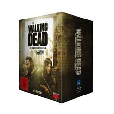 The Walking Dead - Staffel 01 - 05 Uncut (21 Blu-ray) @Media-Dealer