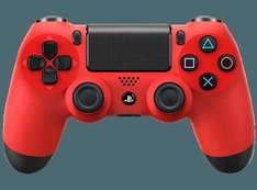 [Saturn Online]Sony PS4 Dualshock Control Red