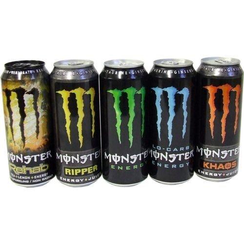 [Kaufland] Monster Energy 0,5l für 0,88€ bis 31.10.2015