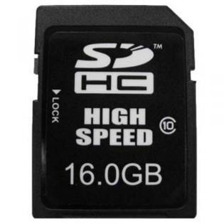 (Wieder da) SDHC 16 GB Class 10 (SDHC-Karte, 16 GB, Klasse 10) @ Redcoon