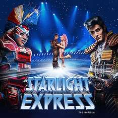 [vente-privee] Starlight Express Bochum Musical Karten PK1 + PK2 November 2015 - März 2016
