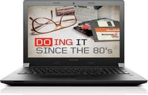 "(Cyberport) Lenovo B50-10 für 222€ - 15"" Notebook mit mattem Display, 500GB, 4GB Ram"