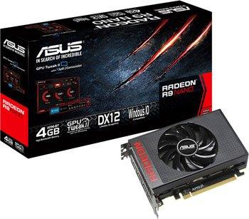 4096MB Asus Radeon R9 Nano Aktiv PCIe 3.0 x16 (Retail)