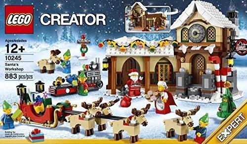 [Amazon] Lego 10245 - Creator Weihnachtliche Werkstatt