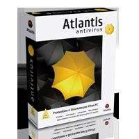 Atlantis (IKARUS) Antivirus 1 Jahr kostenlos